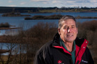 Federated Farmers member Mac Pacey is committed to improving the quality of Lake Rotorua.