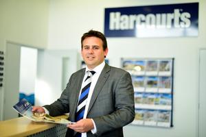 Harcourts managing director Nigel Martin. Photo/file
