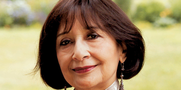 Madhur Jaffrey is known worldwide as an author of Indian cookbooks. Photo / Supplied