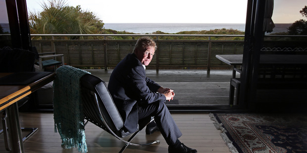 Ross Stanway, CEO of Bayleys/Eves real estate. Photo/file