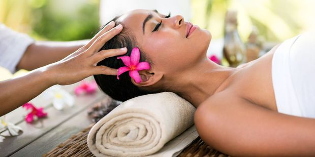 While away in Bali you can get a balinese massage. Photo / Supplied
