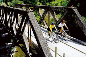 Construction on the new cycleway is expected to begin in March or April.