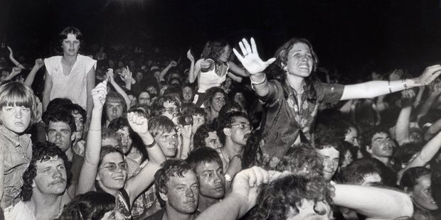 More than 40,000 fans came away from David Bowie's concert at Western Springs well satisfied with the performance of their idol in 1983.