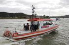 The Bay of Islands Coastguard rescue vessel Bay Rescue II. Photo / Peter de Graaf