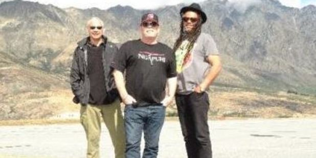 UB40 in Queenstown earlier this week. Photo: Louise Scott / Otago Daily Times