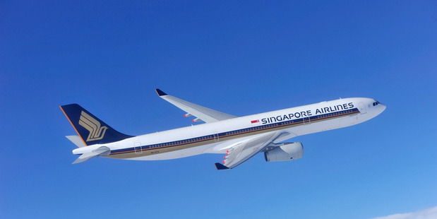 A Singapore airlines is tipped to start flying its smaller Airbus A330s on a new route between Wellington and Canberra.