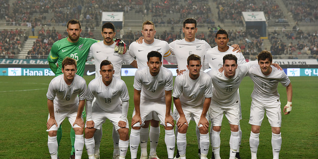 The All Whites have dropped from 49th to 150th since the 2010 World Cup.