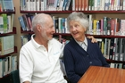 Mayor Sheryl Mai says a bequest from Carl and Mary Leonard, pictured in Whangarei District Library in 2005, is absolutely fantastic. Photo / Tania Webb