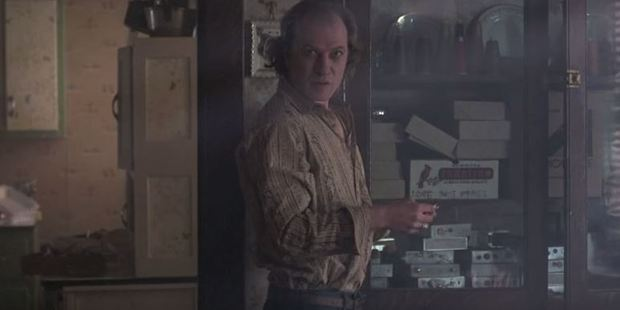 Buffalo Bill on Silence of the Lambs in a famous scene shot in a house that is now up for sale.