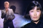 Geeling Ng in the David Bowie video for China Girl.