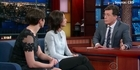 'Making a Murderer' creators tell Stephen Colbert that Steven Avery is 'not guilty'