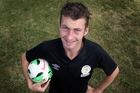 Whanganui's Matt Stoneman has just returned from refereeing at the Australian National Futsal Championships in Sydney. Photo / Stuart Munro