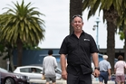 Lance Gracie, who works in Mount Maunganui, agrees that carparks in the area are in short supply. Photo / George Novak