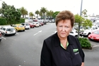 Mount Mainstreet chairwoman Jane Debenham opposes the redevelopment of Phoenix Carpark into a passive public area. Photo / George Novak