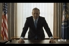 Netflix has revealed a new House of Cards season 4 trailer.