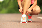 New-season running shoes will get you motivated for the year ahead. Photo / iStock