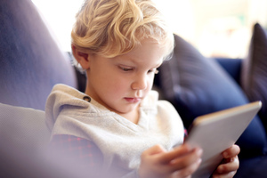 At what age should children be introduced to technology? Photo / iStock