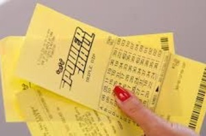 Hastings came in sixth on the list of 78 places where the most Lotto spoils have landed.