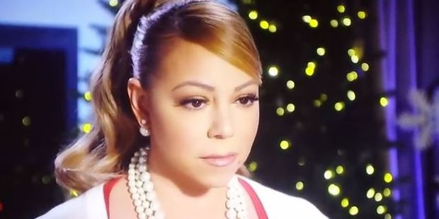 Mariah Carey's directorial debut and acting in Hallmark's film A Christmas Melody is dismal.