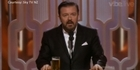 Golden Globes: Ricky Gervais on Caitlyn Jenner