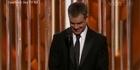 Golden Globes: Ricky Gervais on Matt Damon