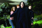 Alan Rickman was known to many as Professor Severus Snape in the Harry Potter films.