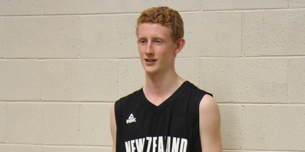 6'8 forward Jackson Stent departs for NCAA Division 1 college Nicholls State.