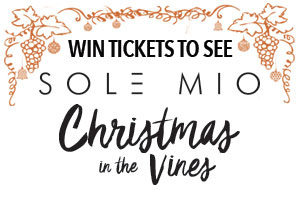 Win tickets to see Sol3 Mio live in December!