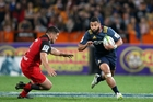 Lima Sopoaga and the Highlanders have shown an ability to step up when it counts in the past two seasons. Picture / Getty Images