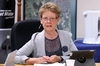 ARE YOU ENROLLED: Napier City councillor Maxine Boag is concerned about low voter turnouts. In 2013, she claimed a landslide victory with less than 20 per cent support of eligible voters. PHOTO/FILE