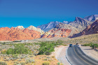 Red Rock Canyon State Park Nevada.