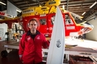 Westpac Rescue Helicopter paramedic Rob Gemmell . Photo/Jason Oxenham