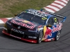 Shane van Gisbergen is breathing down Red Bull teammate Jamie Whincup's neck as they line up for the Queensland race.