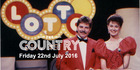 Flashback to Lotto in 1987 which was possibly the last time Dom won something...