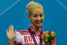 Russia finished second on the medal table at the last Paralympics. Photo / AP