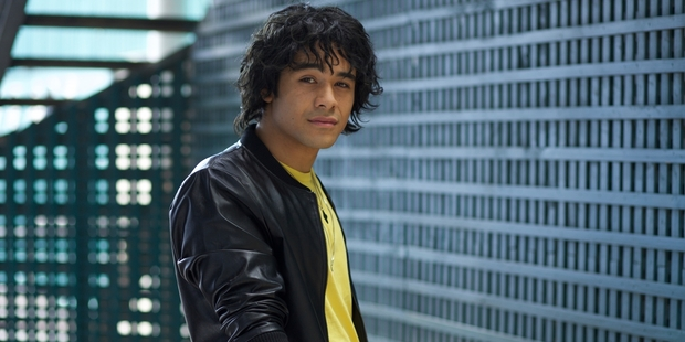 Loading TVNZ has decided not to give the series about a teenage street-savvy crime fighter (Kahn West) a time slot - it's only available on-demand. Photo / Supplied
