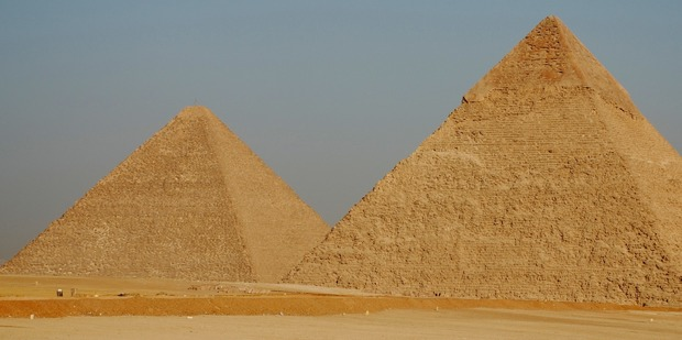 If you have any romantic notions about the pyramids, a visit to Cairo should disavow you of them, one reader told nzherald.co.nz. Photo / Creative Commons image by Flickr user Wilhelm Joys Andersen