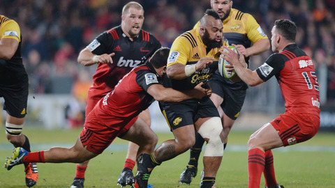 Hurricanes beat Sharks, Lions end Crusaders Super Rugby title bid