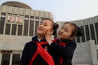 Under the Sun follows an 8-year-old North Korean girl as she becomes a conforming part of the system.