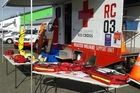 The New Zealand Red Cross will carry out Exercise Viking Thunder in Dannevirke this weekend.