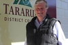 ABOVE AVERAGE: Tararua District mayor Roly Ellis' district had an above average voter turnout at 50.07 per cent. PHOTO/CHRISTINE McKAY