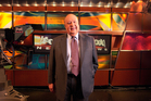 Fox News CEO Roger Ailes poses at Fox News in New York. Photo / AP