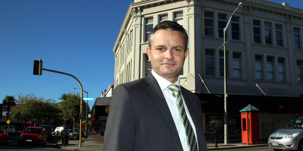 James Shaw is spearheading the creation of a new role, Minister for Manufacturing. Photo / File