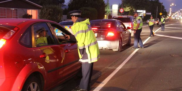 Police say people are getting the message about drink-driving after a booze blitz nabbed just one driver last weekend.