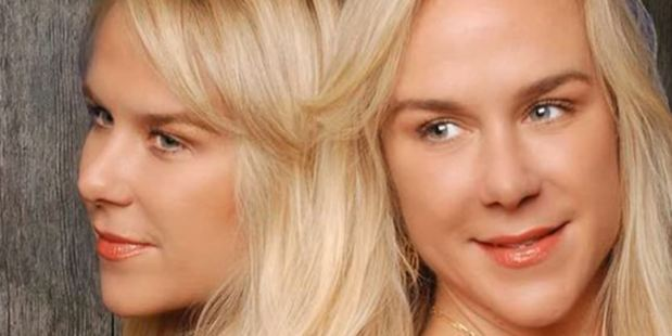 Loading Alexandria Duval, left, was driving the car that killed her identical twin Anastasia. Photo / YouTube