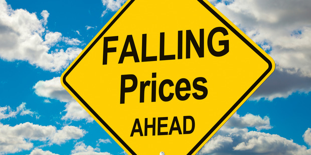Low prices seem nice, but they're the biggest problem facing the world economy. Photo / iStock