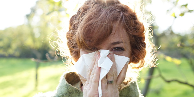 In common colds, the virus may grow in the throat, which is why using lozenges may work better than swallowing pills. Photo / Getty