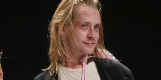 Macaulay Culkin has denied drug use claims. Photo/Getty