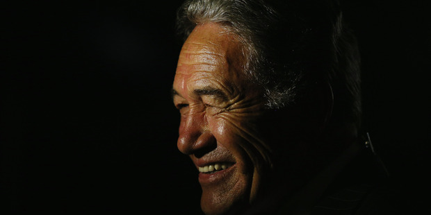 New Zealand First Leader Winston Peters said the spat was not in the interests of New Zealanders. Photo / Getty Images