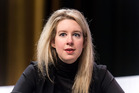 Founder and CEO of Theranos, Elizabeth Holmes, attends the Forbes Under 30 Summit. Photo / Getty
